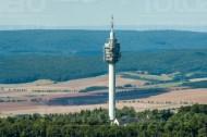 Turm am Forsthaus bei Kyffhäuser.