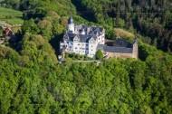 Schloss Rochsburg in Sachsen.