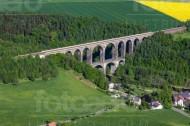 Brücke für Eisenbahnverkehr