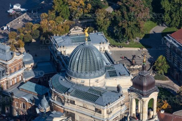 Hochschule für Bildende Künste in Dresden im Bundesland Sachsen
