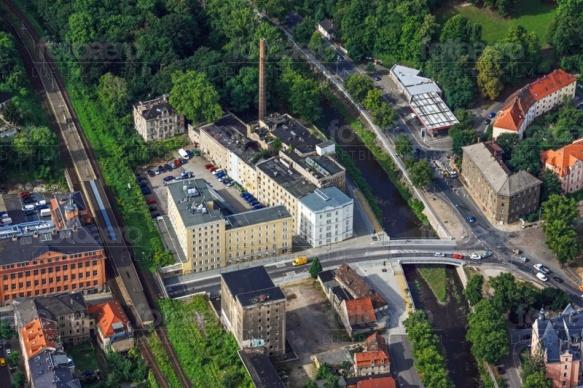Bienertmühle in Dresden im Bundesland Sachsen
