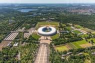Olympiapark Berlin im Bezirk Charlottenburg-Wilmersdorf.