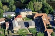 Schloss Lauterbach in der Großgemeinde Ebersbach im Bundesland Sachsen