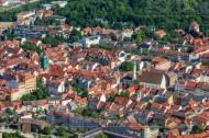 Altstadt von Görlitz im Bundesland Sachsen