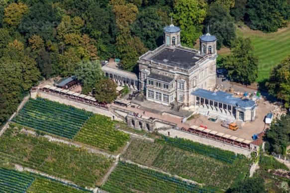 Villa Stockhausen in Dresden im Bundesland Sachsen