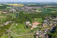 Klosterpark Altzella in Nossen im Bundesland Sachsen