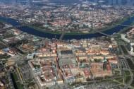 Altstadt von Dresden im Bundesland Sachsen