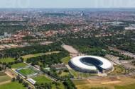 Olympiapark im Berlin Stadtteil Westend.