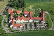 Kinderklinik der Klinik Bavaria in Kreischa im Bundesland Sachsen