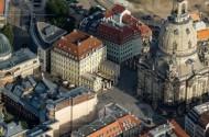 Coselpalais in Dresden im Bundesland Sachsen