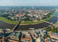 Dresdner Neustadt im Bundesland Sachsen