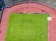 Heinz-Steyer-Stadion im Ostragehege in Dresden im Bundesland Sachsen