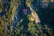 Berggaststätte in der Sächsischen Schweiz im Bundesland Sachsen