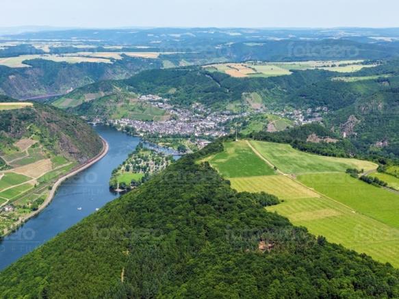 Karden an der Mosel im Bundesland Rheinland-Pfalz